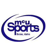 McU Logo New Blue