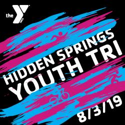 Youth Triathlon at Hidden Springs