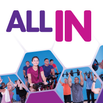 ALL IN – The Group Exercise Challenge at the Caldwell YMCA