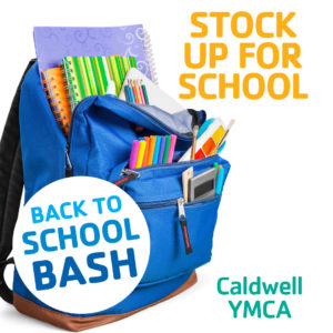 Back to School Bash at the Caldwell YMCA