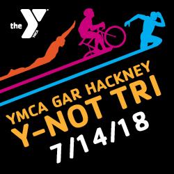 Gar Hackney Y-Not Triathlon