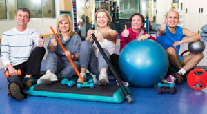 New Year's Resolutions—Health and Exercise