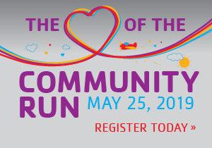 Heart of The Community Run