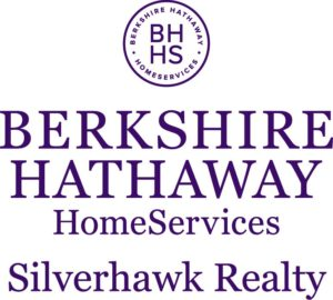 Berkshire Hathaway HomeServices Silverhawk Realty logo