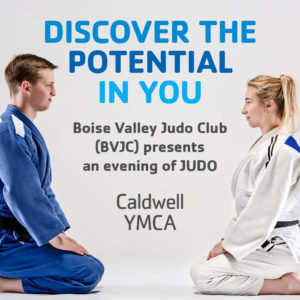 An evening of JUDO at the Caldwell YMCA