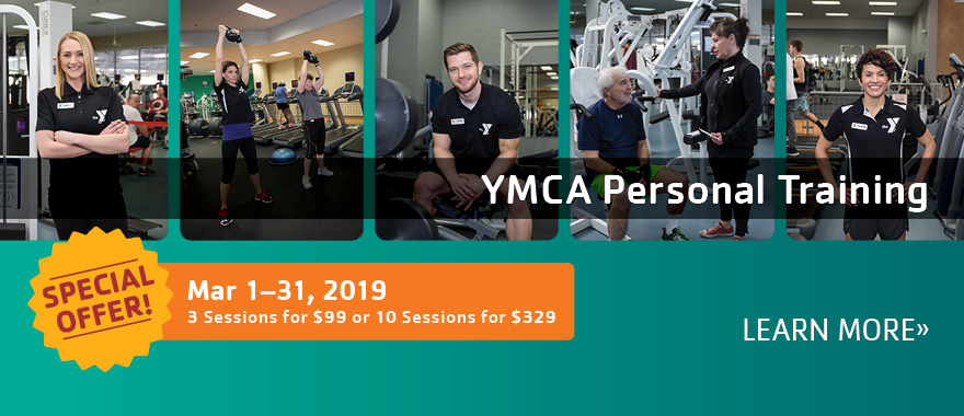 Personal Training Special Offer March 1-31