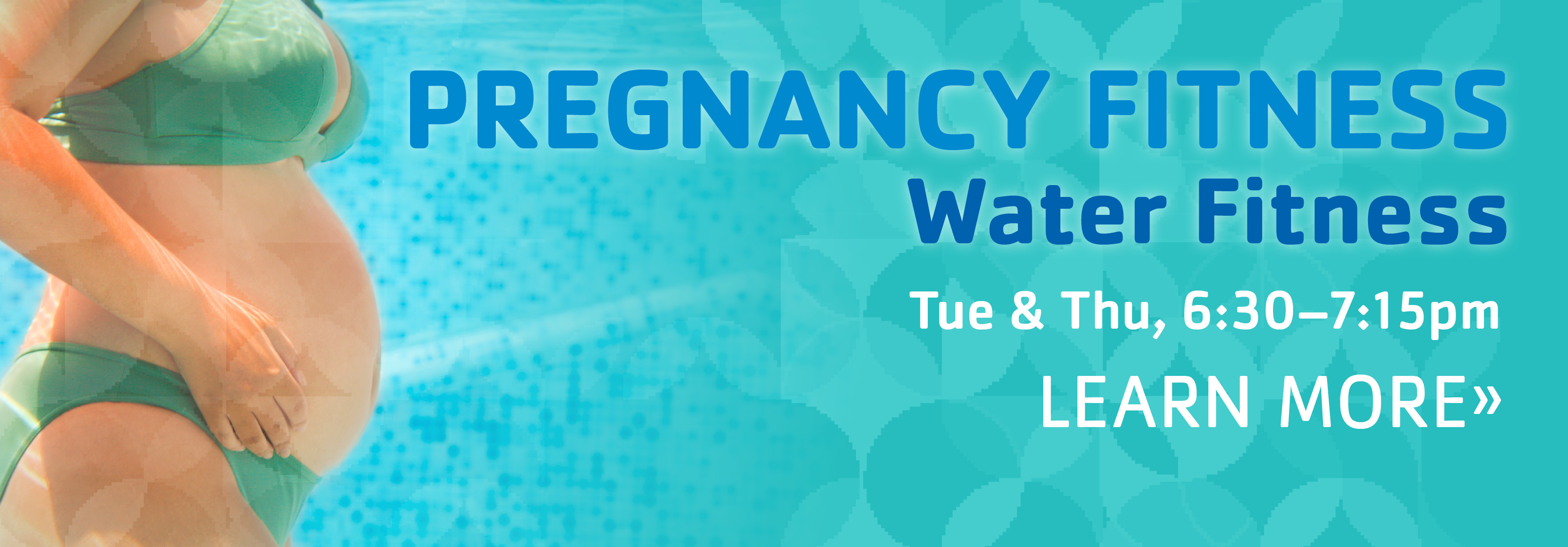 Pregnancy Fitness Water Fitness