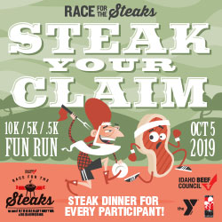 Idaho Beef Council Race For The Steaks