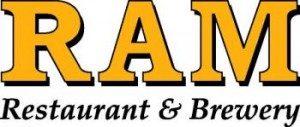 RAM Restaurant and Brewery logo