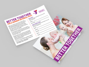 Better Together YMCA Referral Pass