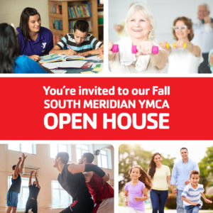 South Meridian YMCA Open House