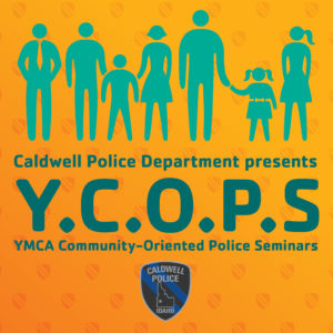 YMCA's Y.C.O.P.S. Program Builds Positive Relationships with Kids and Caldwell Police