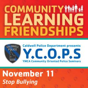 Y.C.O.P.S. (YMCA Community Oriented Police Seminars)
