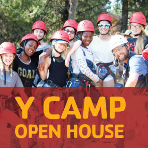 Y Camp Open House