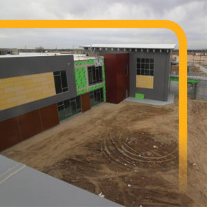 South Meridian Family YMCA Construction Update 4/10