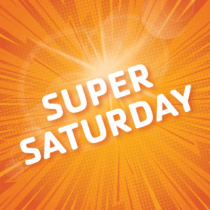 Super Saturday – Health & Fitness Expo