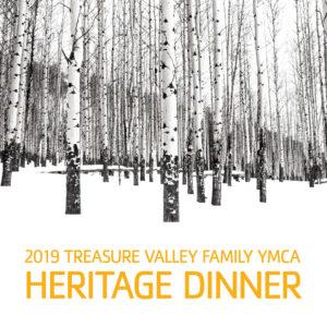 2019 Treasure Valley Family YMCA Heritage Dinner