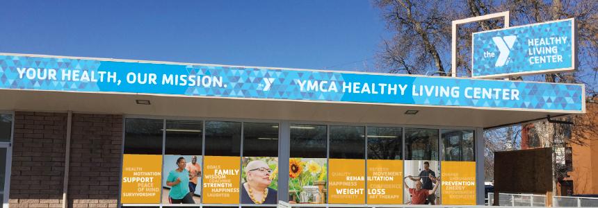 Healthy Living Center exterior