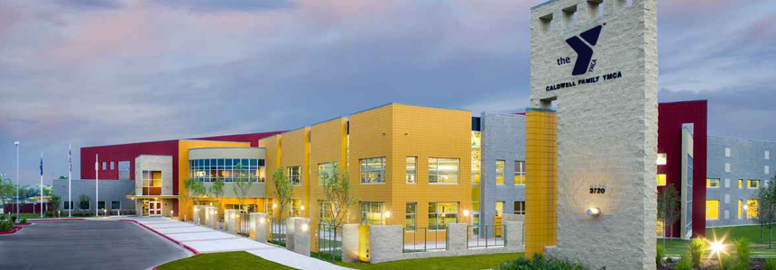 Caldwell YMCA exterior