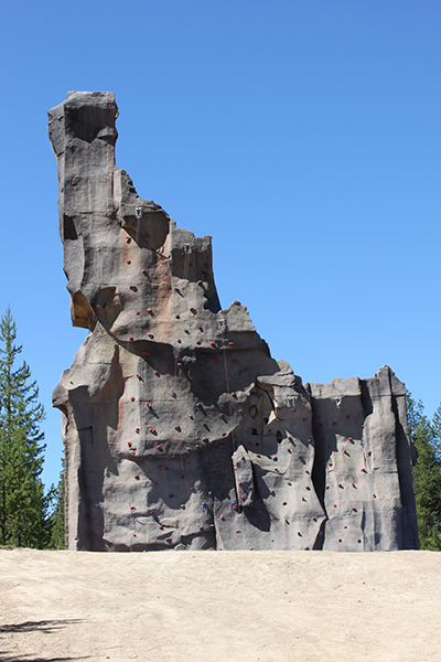 Buzzard Climbing Tower