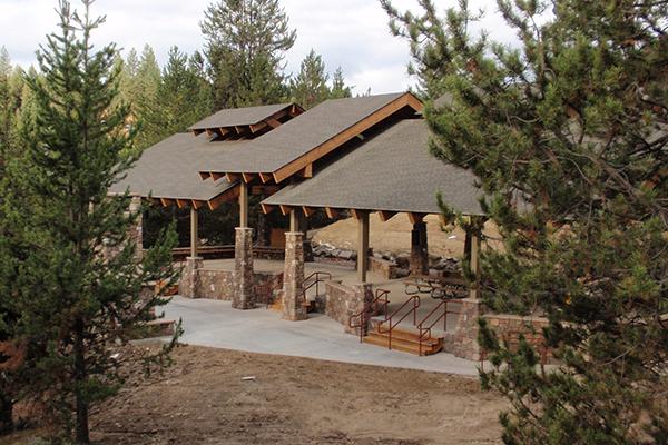 Camp Pavillion