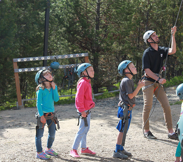 Ymca Youth Camps: Y Camp: Horsethief Reservoir