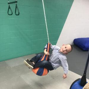 THRIVE sensory swing