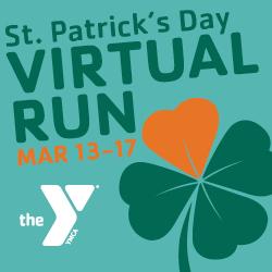 St Patrick's Day Run Virtual