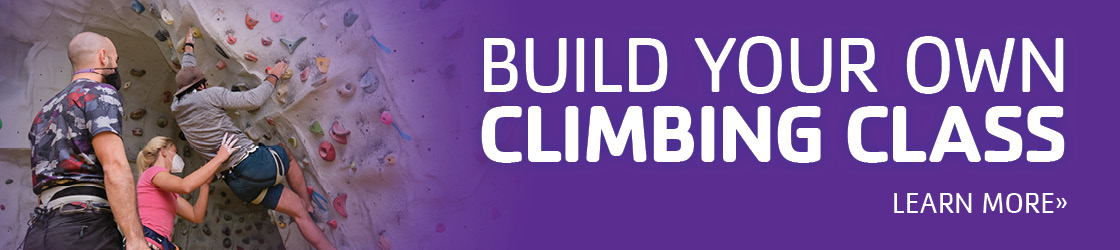 Build Your Own Climbing Class