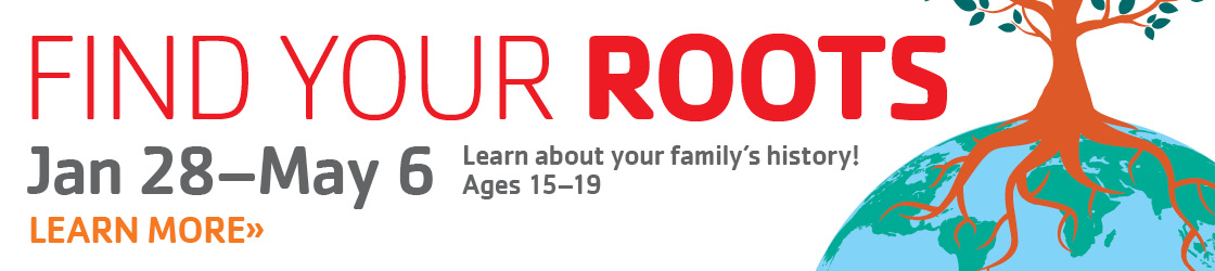 Find Your Roots, Jan-Apr 2021