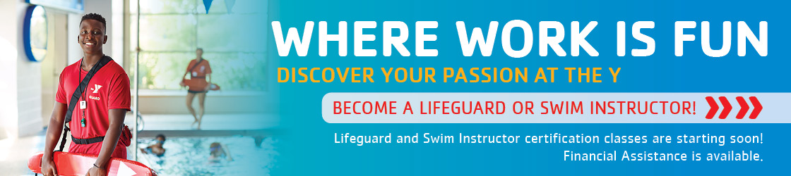 Become a Lifeguard or Swim Instructor