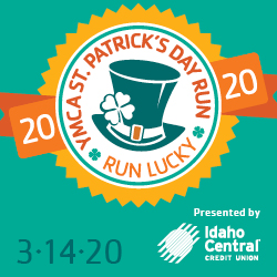 YMCA St. Patrick's Day Run March 13, 2020