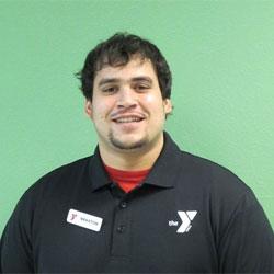 YMCA staff member