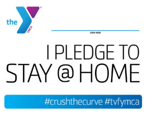 I Pledge to Stay @ Home