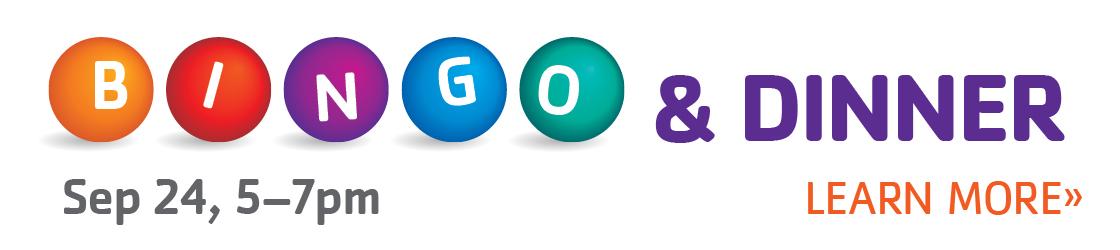 THRIVE Bingo & Dinner September 24, 5-7 pm