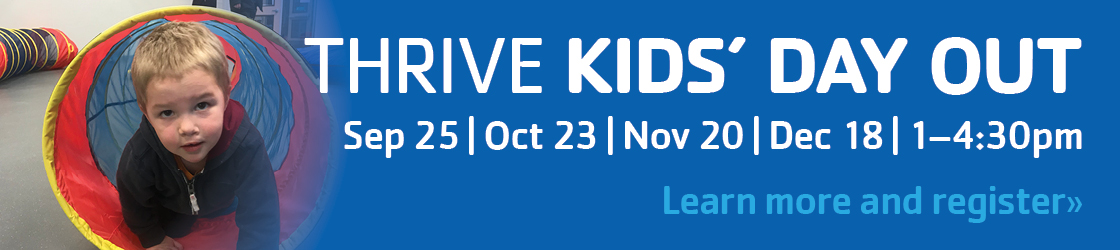 THRIVE Kids' Day Out