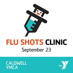Flu Shots Clinic at the Caldwell YMCA