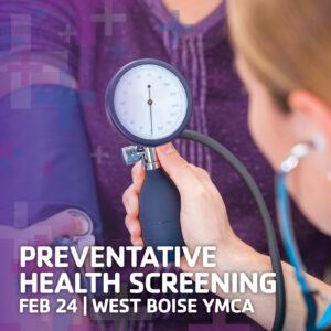 Preventative Health Screening