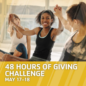 48 Hours of Giving Challenge