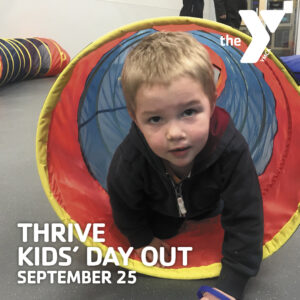 THRIVE Kid's Day Out September 25